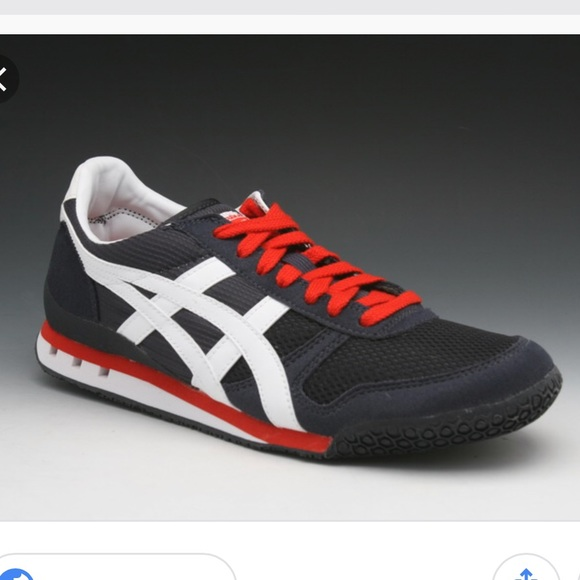 newest 61a22 bdf4b ASICS Onisuka Tiger Ultimate 81 HN201 Sneakers
